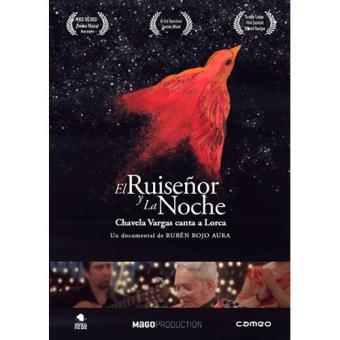 El ruiseñor y la noche chavela - DVD