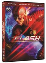 The Flash - Temporada 4 - DVD