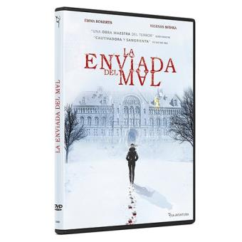 La enviada del mal - DVD