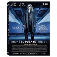Bron/Broen El puente Temporada 3 - DVD