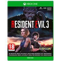 Resident Evil 3 Remake XBox One
