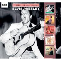 Timeless Classic Albums: Elvis Presley (5 CD)