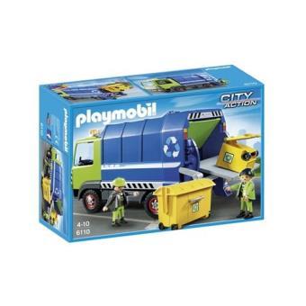 Playmobil camión reciclaje