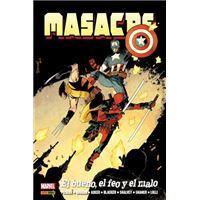 Marvel Omnibus. Masacre de Gerry Duggan 2 El bueno, el feo y el malo