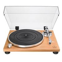 Tocadiscos Audio Technica AT-LPW30TK Madera