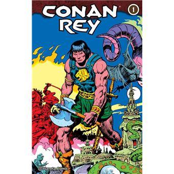 Conan Rey (Integral) nº 01/04