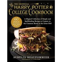 The Unofficial Harry Potter College Cookbook