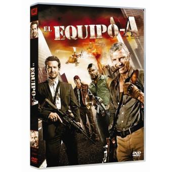 El Equipo-A + Copia digital - DVD