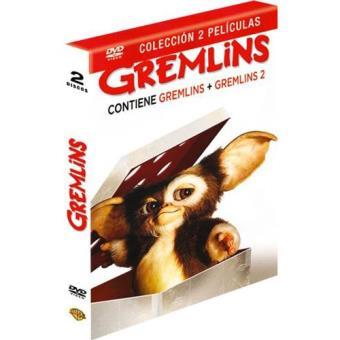 Pack Gremlins. Gremlins 1 + Gremlins 2 - DVD