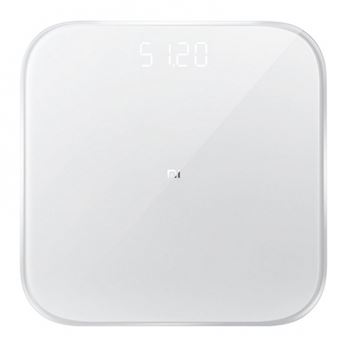 Báscula inteligente Xiaomi Mi Smart Scale 2 Blanco