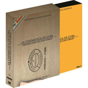 Pack La Cinemateca de Cuba - DVD
