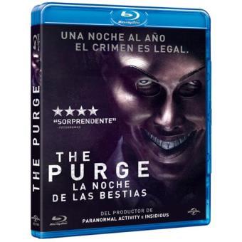 The Purge: La noche de las bestias - Blu-Ray