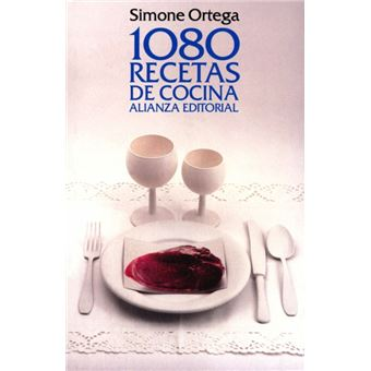 1080 recetas de cocina. Nueva edición 2011