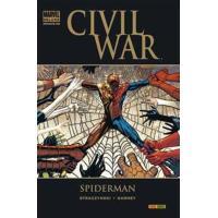 Civil War. Spiderman. Marvel deluxe