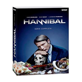 Hannibal - La serie completa - DVD
