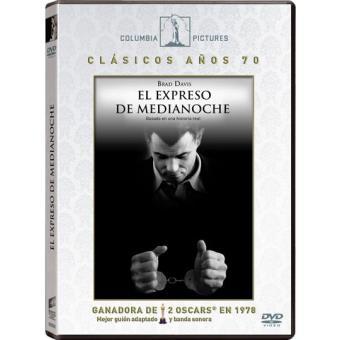 El expreso de medianoche - DVD
