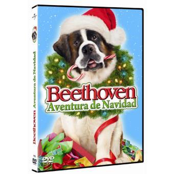 Beethoven: Aventura de Navidad - DVD