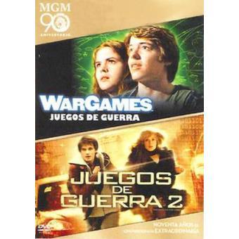 Pack Juegos de guerra 1 y 2 - DVD
