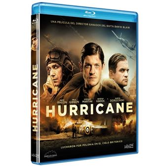 Hurricane - Blu-ray
