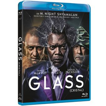 Glass (Cristal) - Blu-Ray