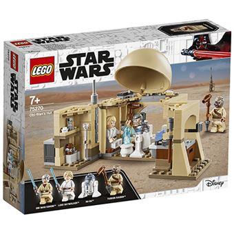 LEGO Star Wars TM 75270 Cabaña de Obi-Wan