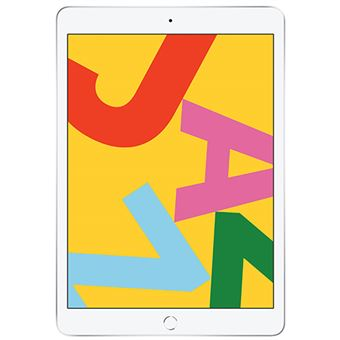 Apple iPad 10,2'' 32GB WiFi Plata