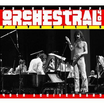 Orchestral Favourites - 40th Anniversary - Vinilo