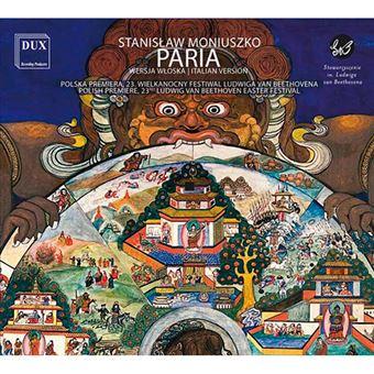 Moniuszko - Paria - 2 CD