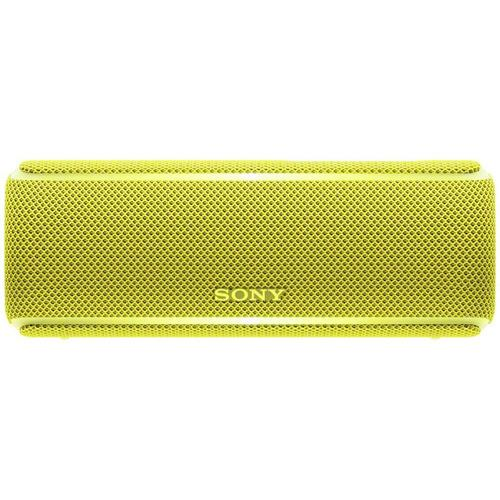Altavoz Bluetooth Sony SRS-XB21 Amarillo