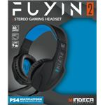 Indeca - Auriculares Gaming New Fuyin 2.0 azules PS4