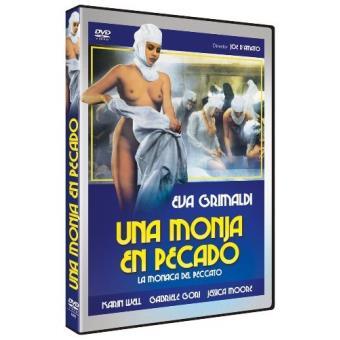 Una Monja en Pecado - DVD