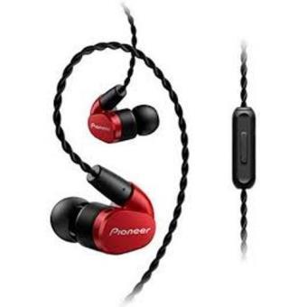 Auriculares Pioneer SE-CH5T-R Rojo