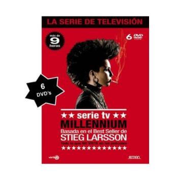 Pack Millennium (La serie) - DVD