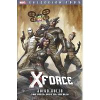 X Force 8. Juego sucio.100% Marvel