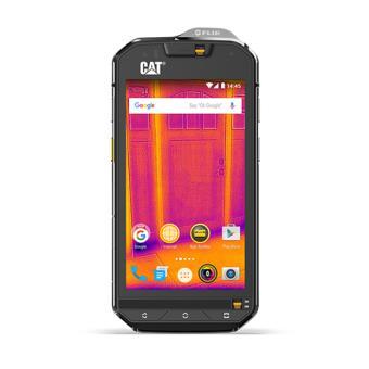 "Smartphone CAT S60 4,7"" Negro"