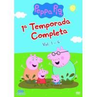 Peppa Pig  Temporada 1 - DVD