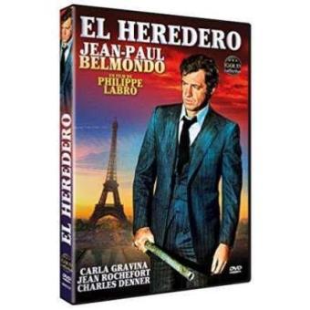 El heredero - DVD