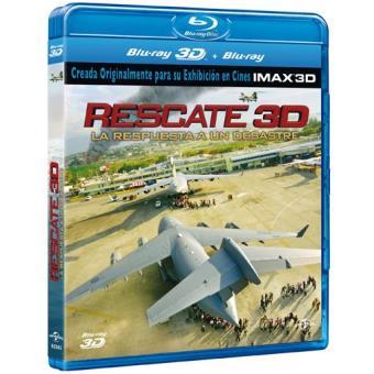 Rescate - Blu-Ray + 3D