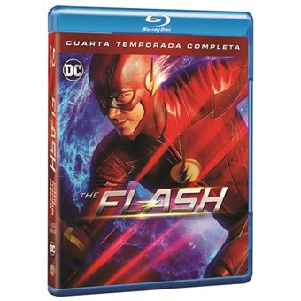 The Flash - Temporada 4 - Blu-ray