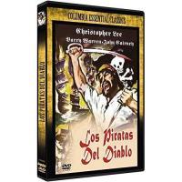 Los piratas del diablo - DVD