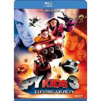 Spy Kids 3: Game Over - Blu-Ray
