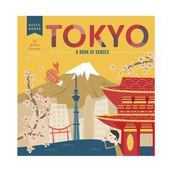 Tokyo - A Book of Senses