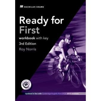 READY FOR FC Wb +Key Pk 3rd Ed