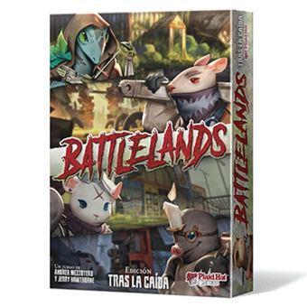 Battlelands: Tras la Caída - Cartas