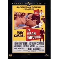 El gran impostor - DVD