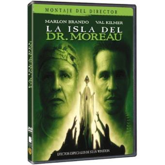 La isla del Dr. Moreau - DVD
