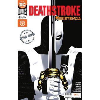 Deathstroke núm. 04 Renacimiento