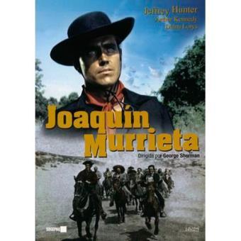 Joaquín Murrieta - Blu-Ray + DVD