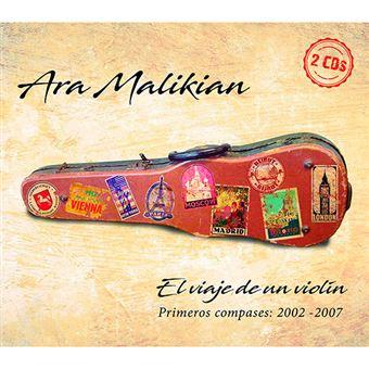 El Viaje de un Violín - 2 CD