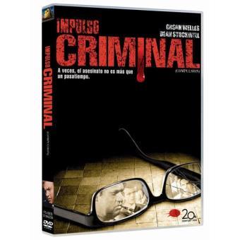 Impulso criminal - DVD